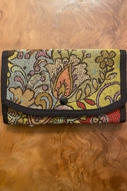 Danny K  Earth Tone Floral Paisley Wallet - Product Mini Image