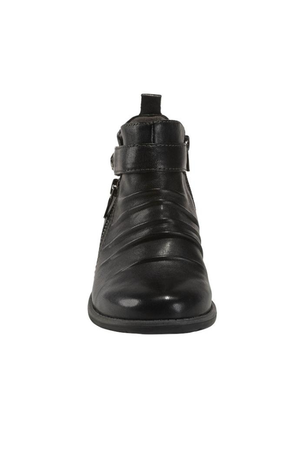 Earth Origins Avani Leather Bootie - Side Cropped Image