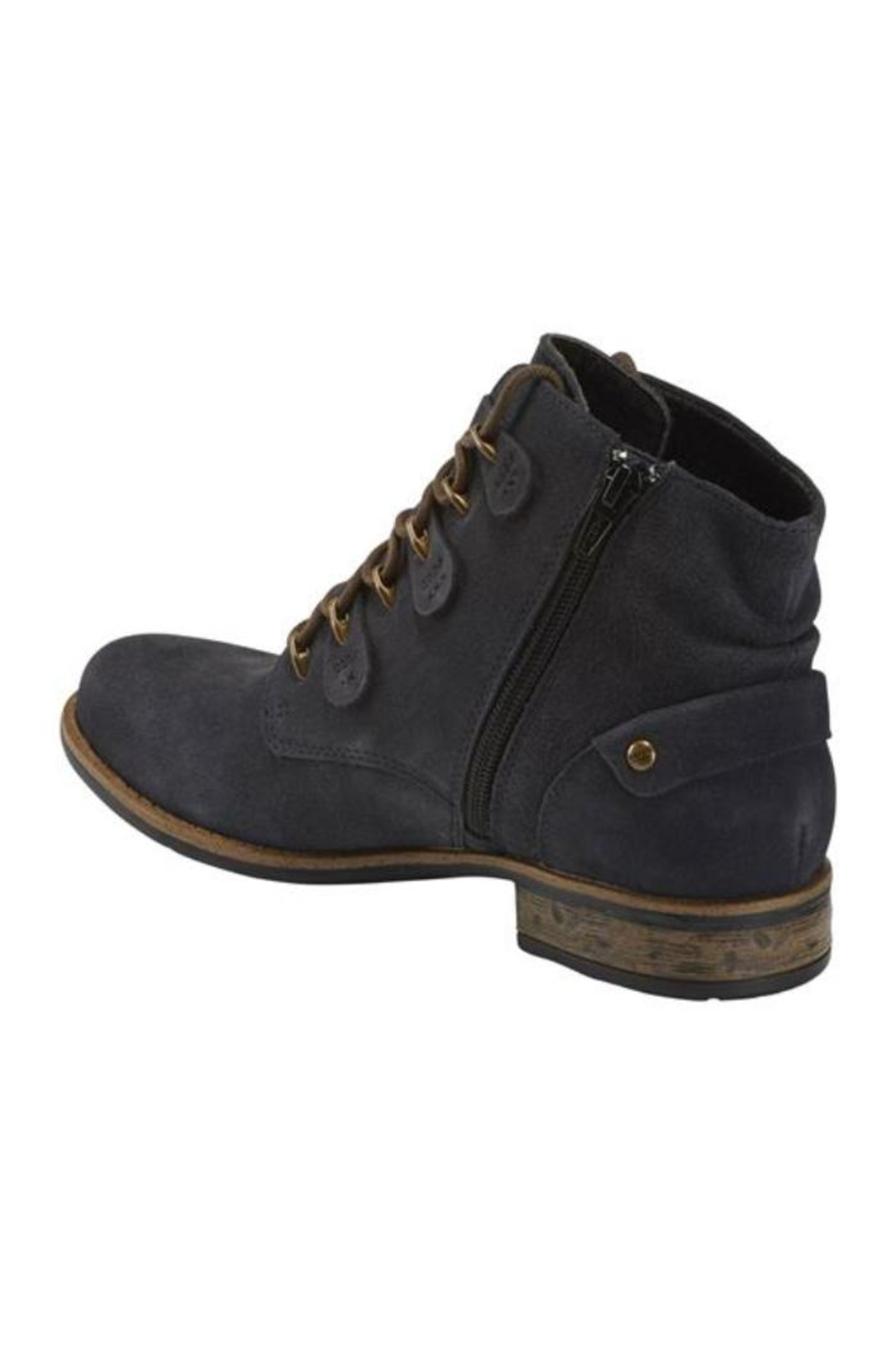Earth Origins Avani Suede Boot - Front Full Image