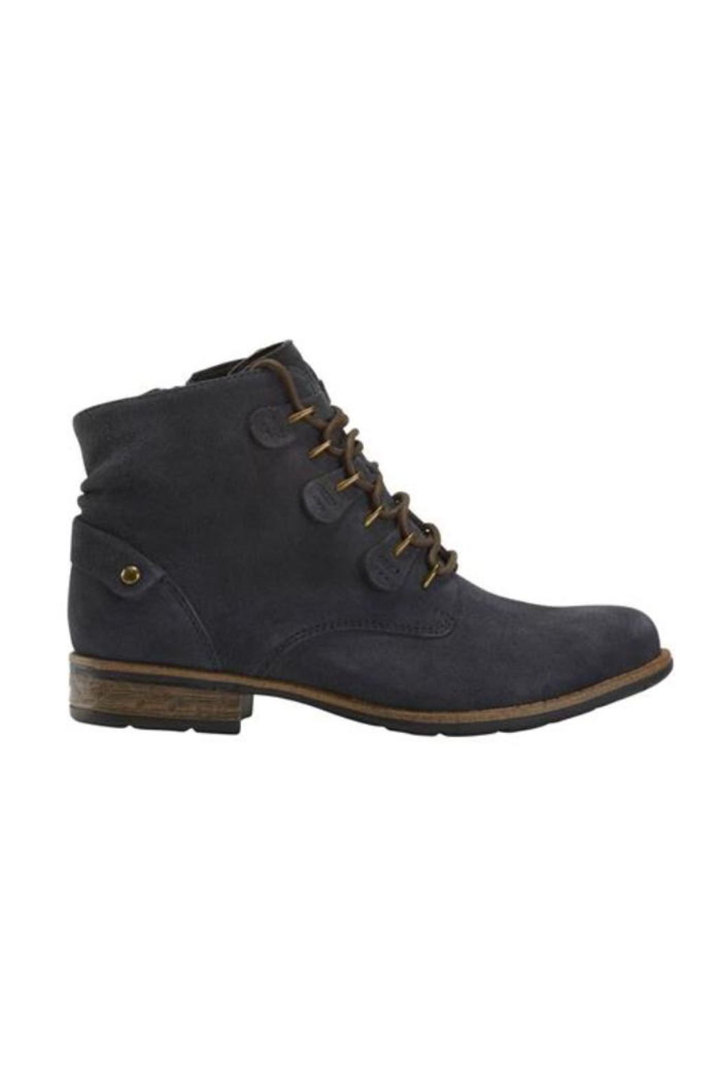 Earth Origins Avani Suede Boot - Front Cropped Image