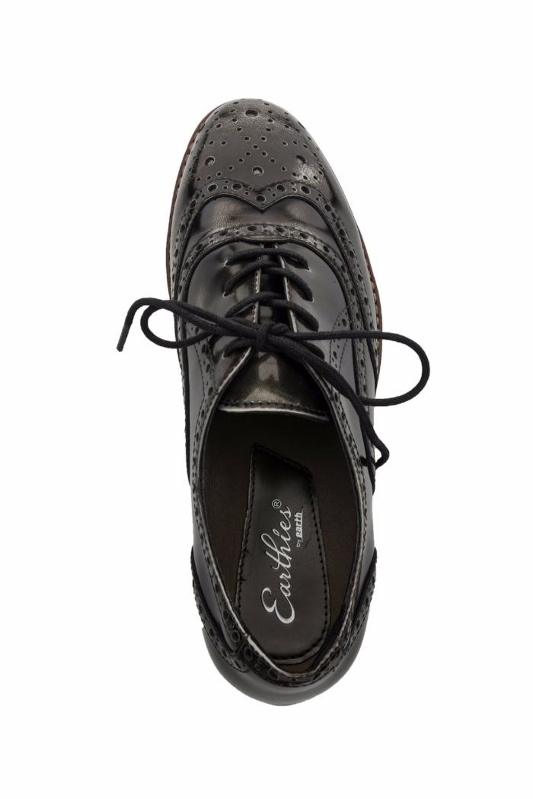 Earthies Santana Oxford Shoes - Side Cropped Image