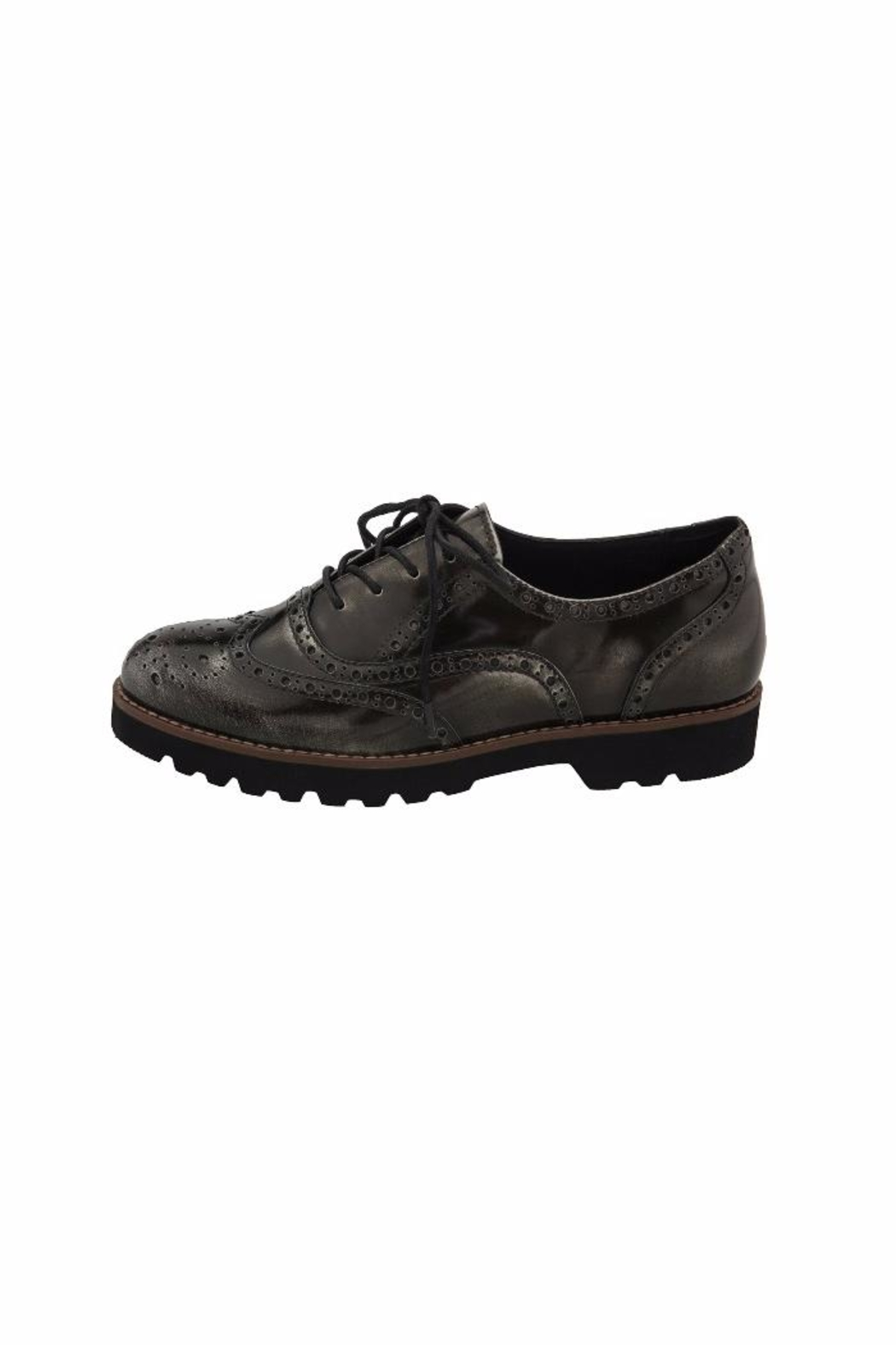 Earthies Santana Oxford Shoes - Front Full Image