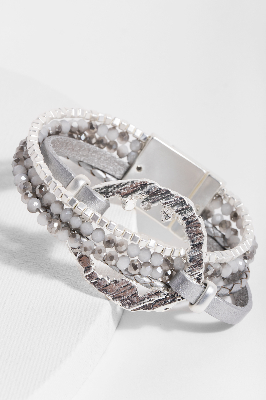 Saachi Earthly Flow Bracelet - Front Cropped Image