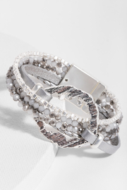 Saachi Earthly Flow Bracelet - Front cropped