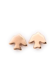Earthy Chic Mini Bird Studs - Product Mini Image