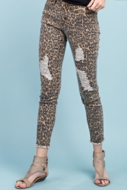 easel Animal Stretch Pant - Product Mini Image