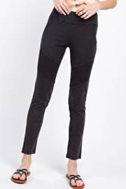 easel Casual Washed Legging - Product Mini Image