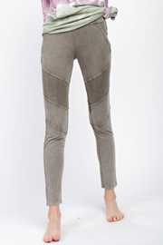 easel Casual Washed Leggings - Product Mini Image