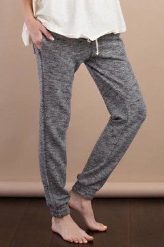 Shoptiques Product: Charcoal Sweatpants
