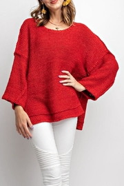 easel Chunky Cozy Sweater - Product Mini Image