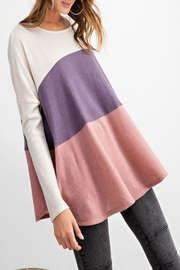 easel Color-Block Soft Top - Side cropped