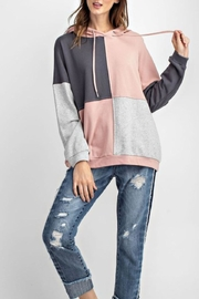 easel Colorblock Hoodie - Product Mini Image