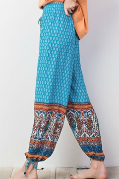 easel Cool Printed Joggers - Product List Image