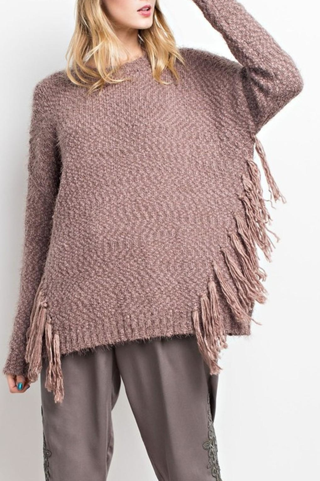 easel Cozy Sweater - Main Image