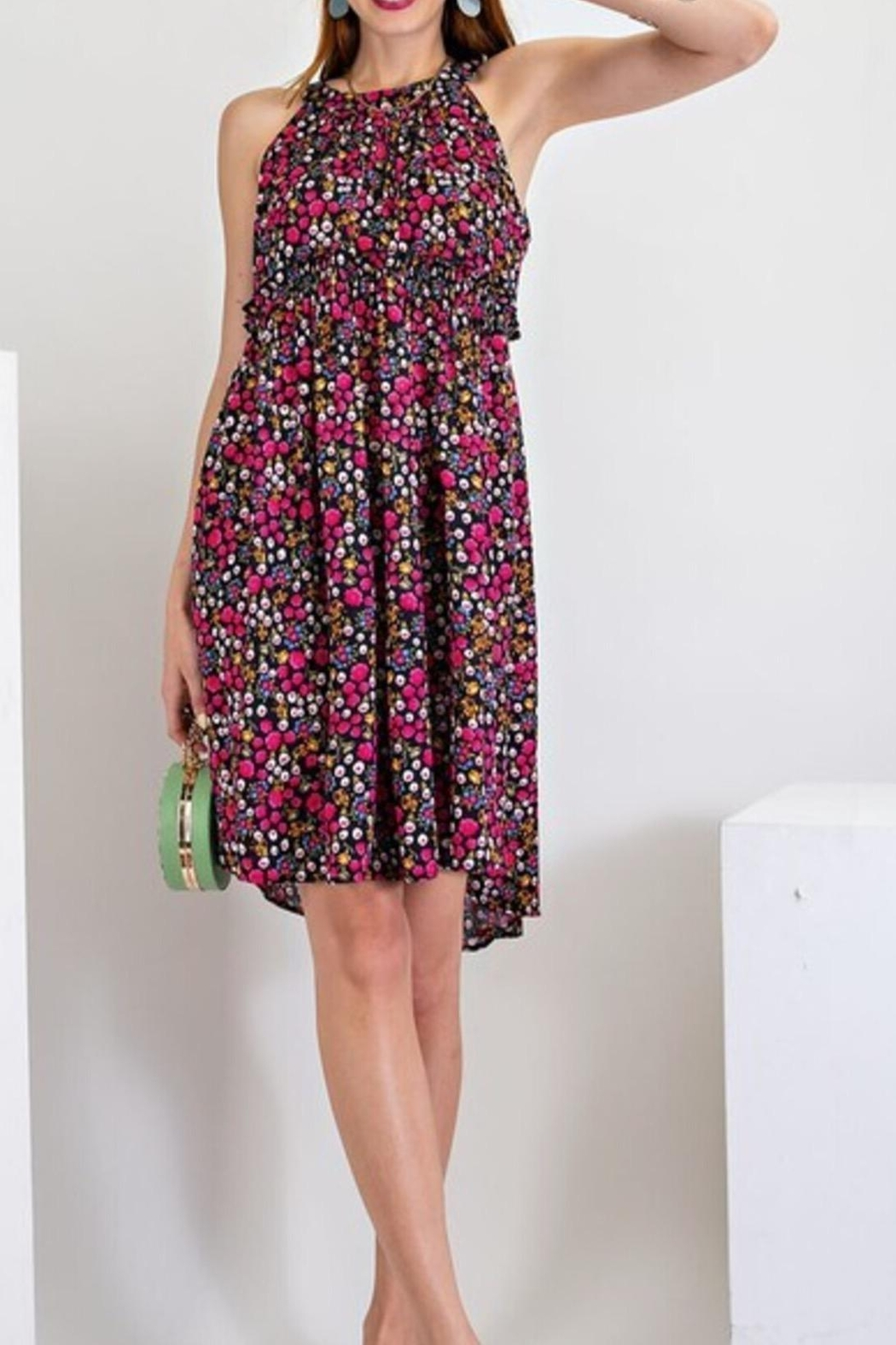 easel Days Of Spring-Dress - Main Image