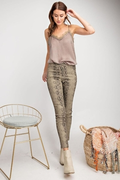 easel Distressed Snake Skin - Product List Image