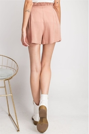 easel Flared For Spring-Shorts - Other