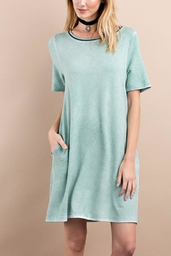easel French Terry Dress - Product List Image