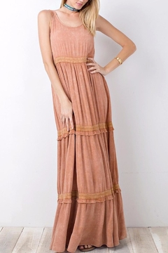 Shoptiques Product: Gauze Mineral Washed Maxi