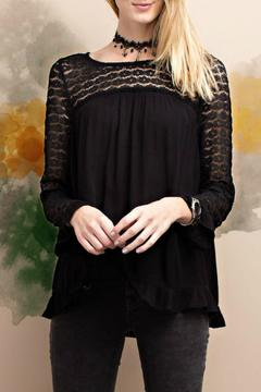 Shoptiques Product: Girly Lace Tunic
