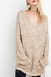 easel Hoodie Sweater - Product Mini Image