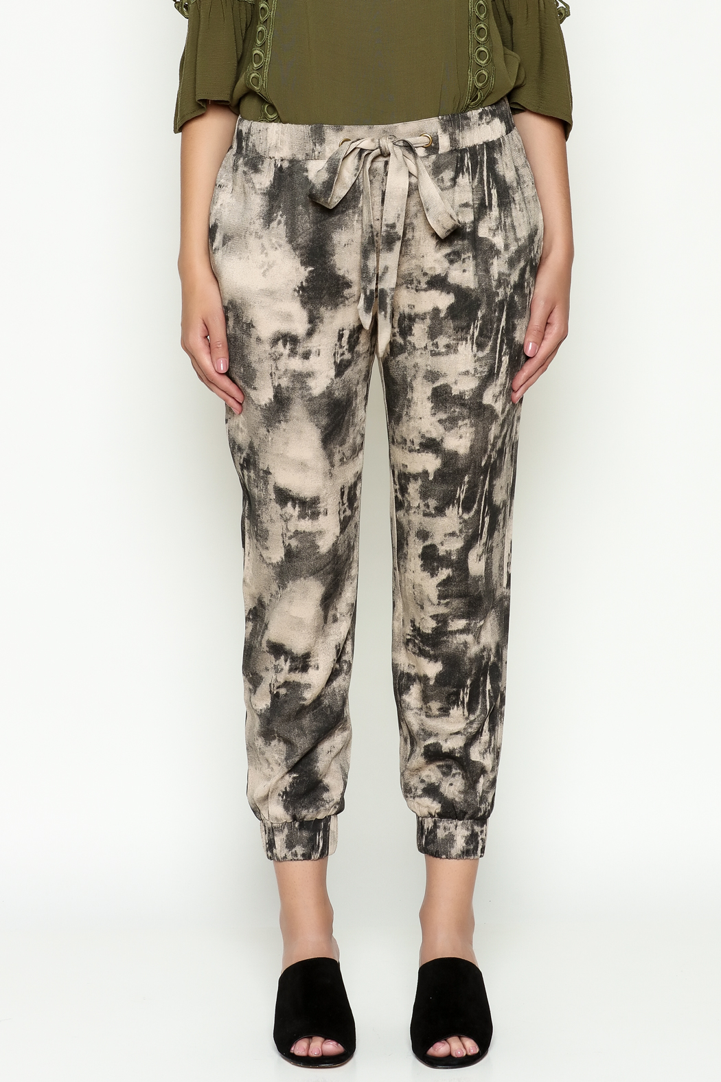 easel Jogger Pants - Front Full Image