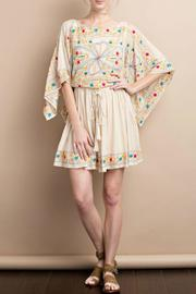 easel Maria Embroidered Dress - Product Mini Image