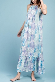 easel Maxi Dress - Front cropped