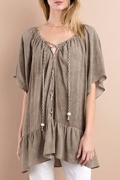 Shoptiques Product: Mineral Wash Tunic