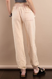 easel Mineral Washed Sweatpant - Side cropped