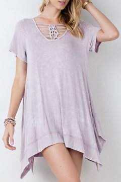 easel Mineral Washed Tunic - Alternate List Image