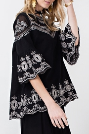 easel Night Out Tunic - Front full body