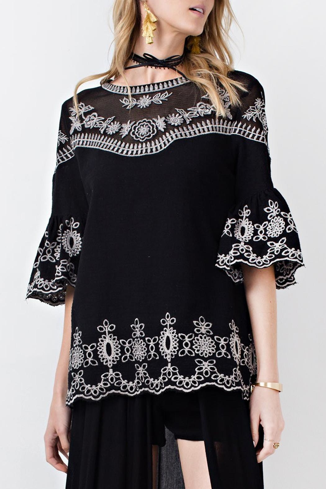 easel Night Out Tunic - Main Image