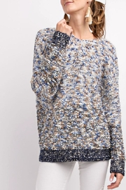 easel Ombre Multi-Knit Sweater - Product Mini Image