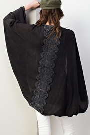 easel Oversized Drapey Cardigan - Other