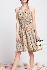 easel Polka Dot Dress - Product Mini Image