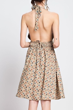 easel Polka Dot Dress - Alternate List Image