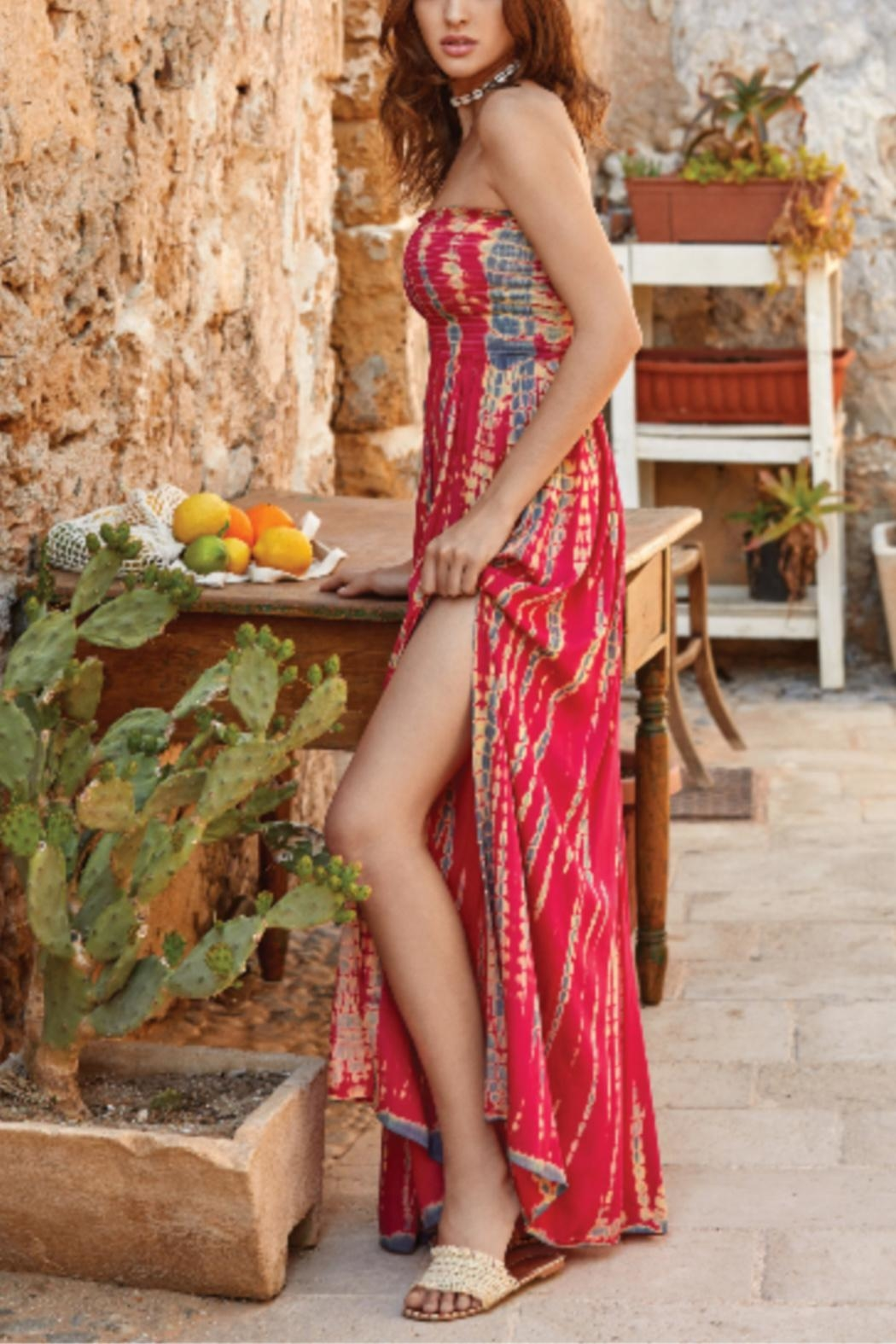 easel Poolside Perfection Dress - Main Image