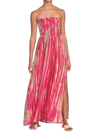 easel Poolside Perfection Dress - Front full body