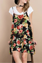 easel Printed Challie Dress - Product Mini Image