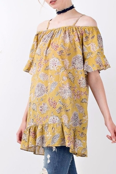 easel Printed Tunic - Product List Image