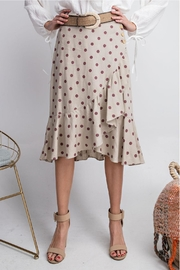 easel Seeing Spots Skirt - Other