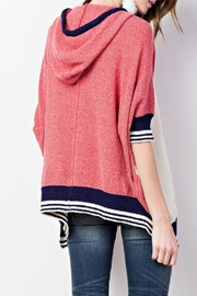 easel Slouchy Star Hoodie - Side cropped