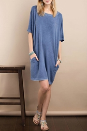 easel Soft Boxy Dress - Product Mini Image