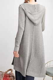 easel Soft Cozy Cardigan - Front full body