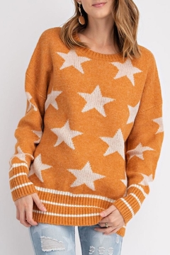 easel Star Pullover Sweater - Product List Image