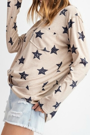 easel Starstruck Longsleeve Top - Side cropped