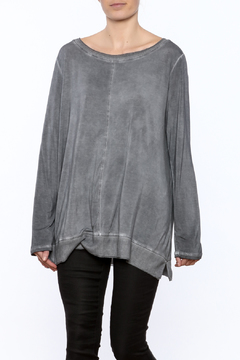 Shoptiques Product: Stone Washed Long Tee
