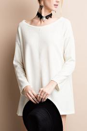 easel Sweater Knit Tunic - Product Mini Image