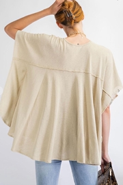 easel Swing Top - Side cropped